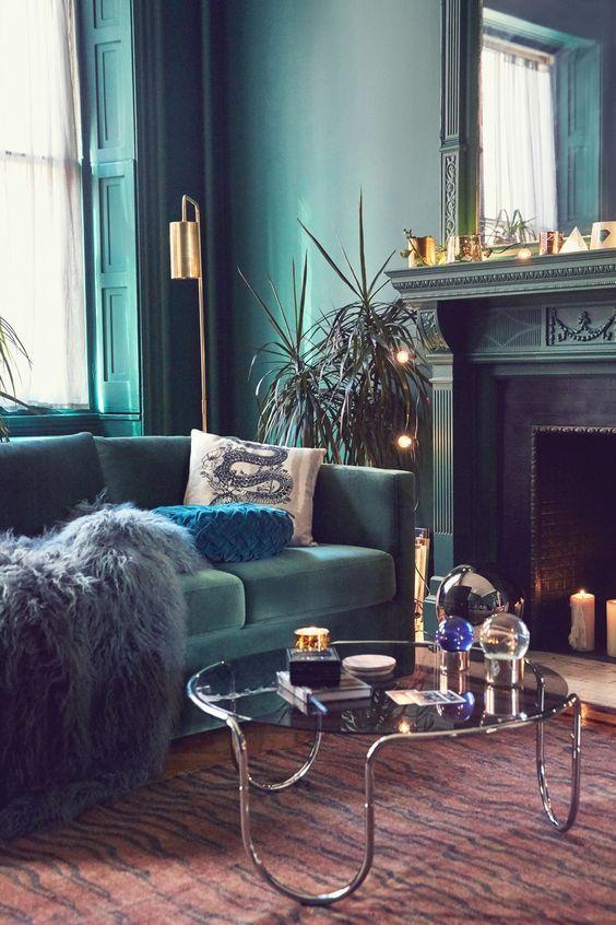 غرف ستغير رأيك في لون طلاء الحائط الكلاسيكي صور موقع