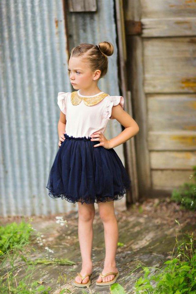 13596740f18ae ملابس أطفال صيف 2018 أحدث تصاميم أزياء الصغار
